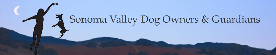 Sonoma Valley Dog Owners & Guardians